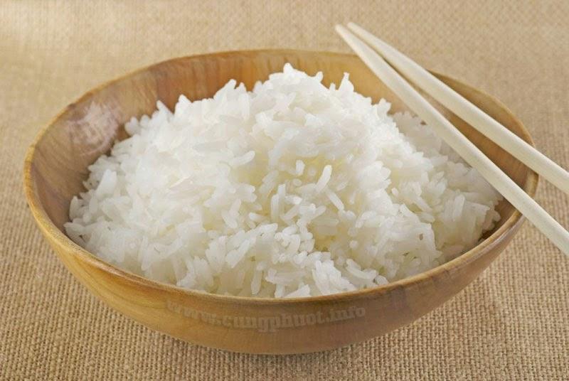 gạo ngon điện biên